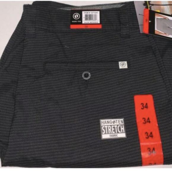 Hang Ten Other - Hang Ten Men's Stretch Walk Shorts